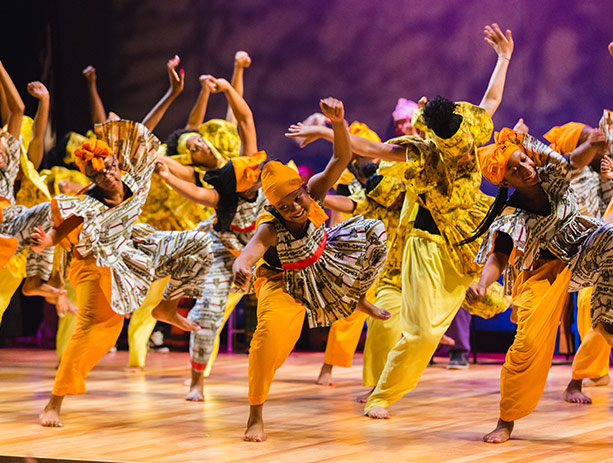 african dance facts