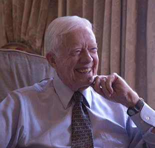 Jimmy Carter Man from Plains