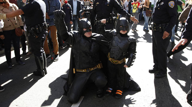 Bamkids Movie Matinees Batkid Begins