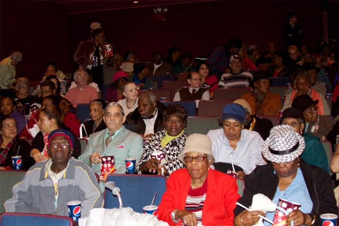 bam senior cinema