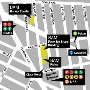 Nyc Subway Map Bam Park.Bam Parking