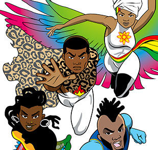 Black Comix Expo