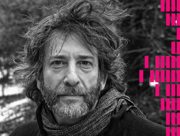 BAM | Neil Gaiman in Conversation with Brooke Gladstone