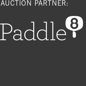 Auction partner: Paddle 8