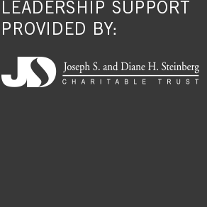 support for eat, drink & be literary generously provided by Joseph and Diane H. Steinberg Charitable trust