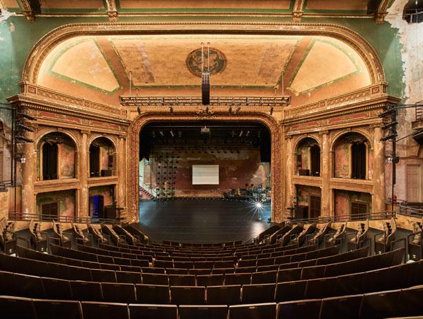 BAM | BAM Harvey Theater