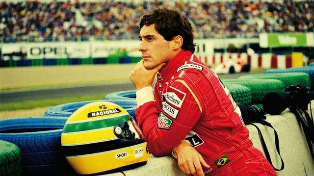 """Maradona schätzte den Film """"Senna"""" von Asif Kapadia"""