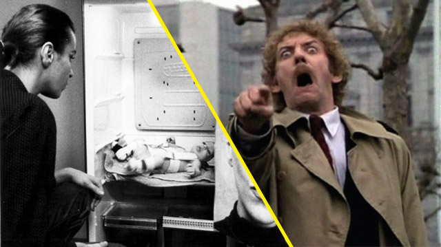 Beyond the Canon: Invisible Adversaries + Invasion of the Body Snatchers