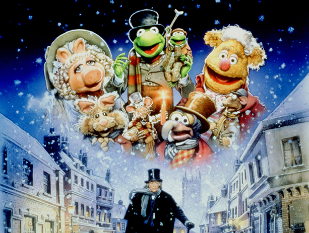 Muppet Christmas.Bam Muppet Christmas Carol