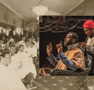 Barber Shop Schomburg