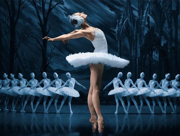 BAM | Irina Kolesnikova – Swan Lake