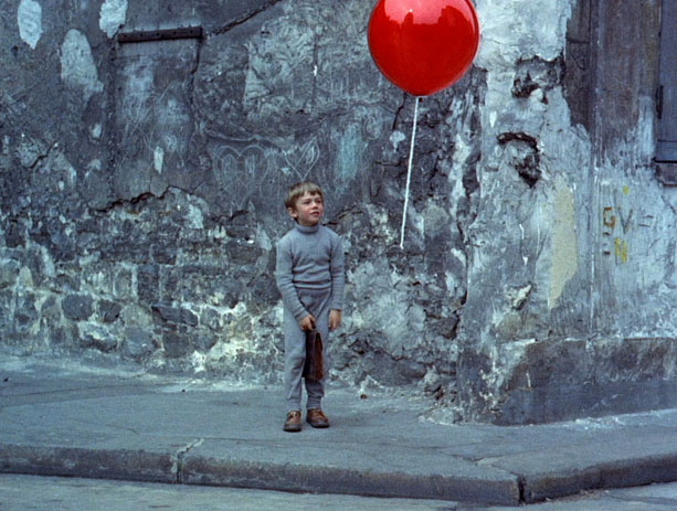Image result for red balloon movie