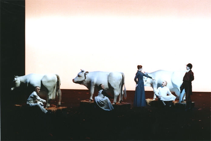 A Dream Play (2000); Robert Wilson/Stockholm's Stadsteater.