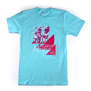 DanceAfrica 2013 T-Shirt, $16.00