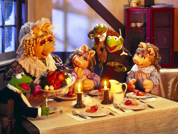 The Muppet Christmas Carol.Bam The Muppet Christmas Carol