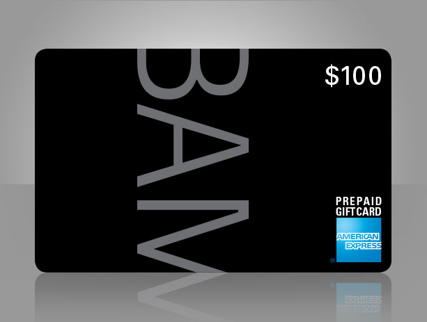 BAM | BAM Gift Card by American Express