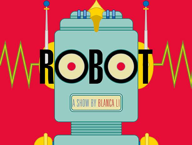 ROBOT, a show by Blanca Li