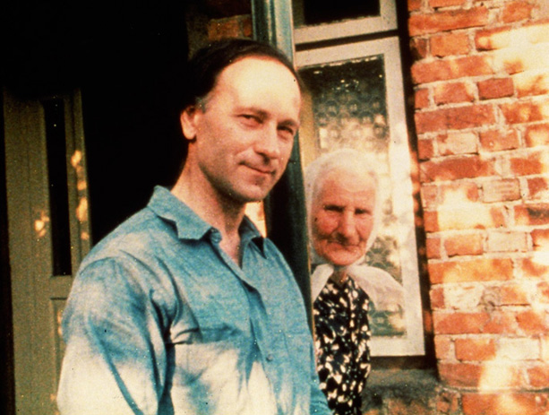 Image result for jonas mekas lithuania