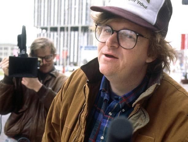 roger and me The deep chasm between the haves and have-nots opens wide in 1989's roger and me, michael moore's hilariously scathing documentary in this breakthrough.
