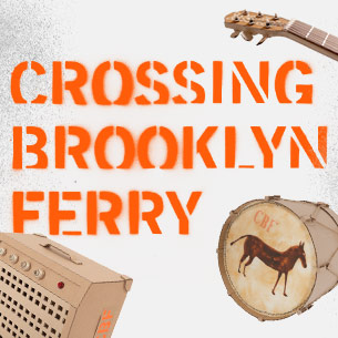 Crossing Brooklyn Ferry logo