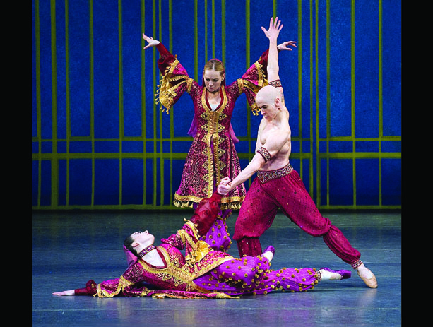 Nicola Curry, Kelley Potter and Sascha Radetsky
