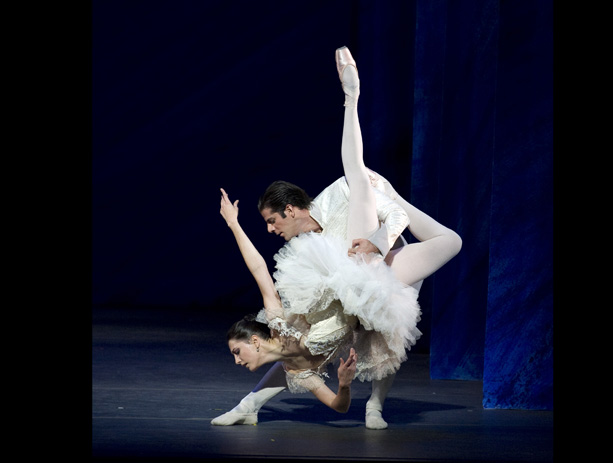 Veronika Part and Marcelo Gomes