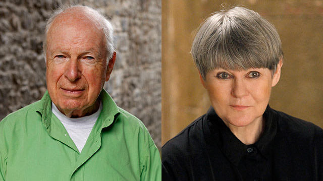 Bam Roundtable With Peter Brook And Marie H 233 L 232 Ne Estienne