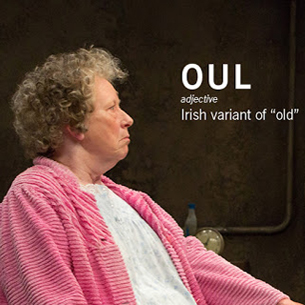 "OUL adjective Irish variant of ""old"""