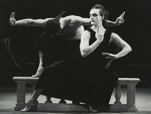 Mark Morris Dance Group' Dido and Aeneas, 1990 From the BAM Hamm Archives