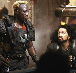 Demolition Man, Major League: Wesley Snipes in Focus