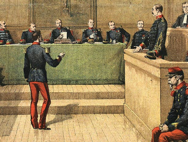 The Dreyfus Affaire