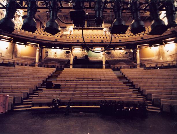 Venue Als Bam Harvey Theater
