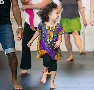 Dance Africa Family Dance Workshop