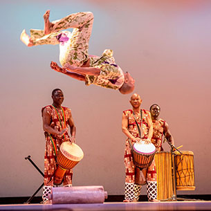 Wula Drum and Dance Ensemble