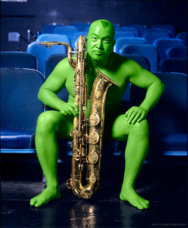 Fred Ho and The Big Green Monster Big Band