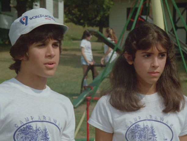 Image result for sleepaway camp